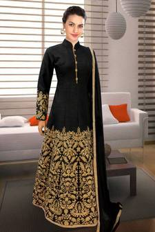 6341ef81ebf Semi-Stitched Suits Designs - Buy Semi Stitched Salwar Suits Online ...