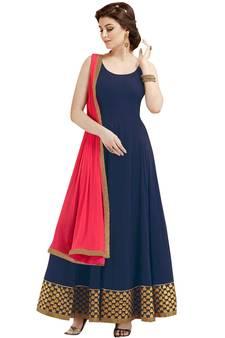 494a2b097d Semi-Stitched Suits Designs - Buy Semi Stitched Salwar Suits Online ...