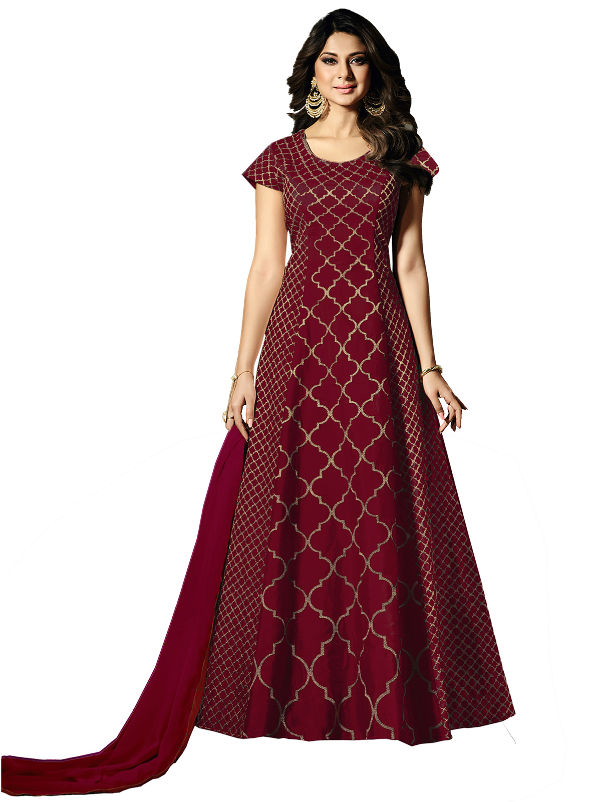 7618fc02cb44 Buy Womens Designer Gowns Online India