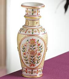 Hancrafted Work Marble Vase vase