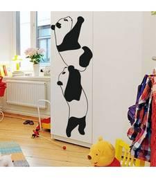 Buy Adventurous Pandas wall decal wall-decal online