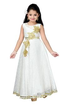 Gowns for Girls - Buy Indian Kids Gown Online  12e41f304