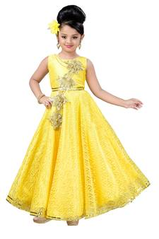 20e7e6436 Gowns for Girls - Buy Indian Kids Gown Online | Party Gown for Kids