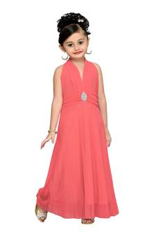 39fcaf1a22 Gowns for Girls - Buy Indian Kids Gown Online | Party Gown for Kids