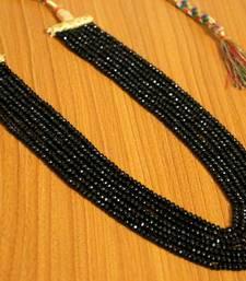 Black onyx necklaces party-jewellery