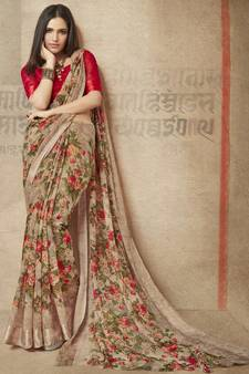 9f8378c4ca99a8 Fancy Printed Sarees Online, Printed silk Saree Design India