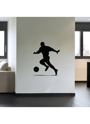 Soccer sport wall decal