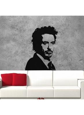 Robert Downey Jr. wall decal