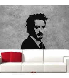 Robert Downey Jr. wall decal wall-decal
