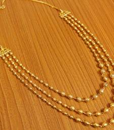 Gold Swarovski Crystal Necklaces