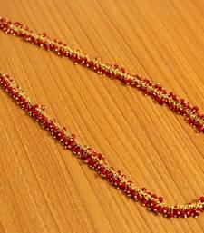 Red swarovski crystal necklaces