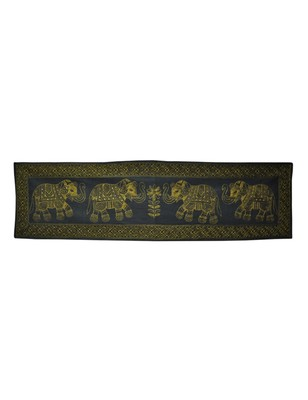Rajasthnai Embroidered Work Vintage Wall Decorative Tapestry 65 X 17 Inches