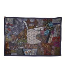 Lal Haveli Decorative Embroidered Vintage Tapestry wall Hanging Decorative