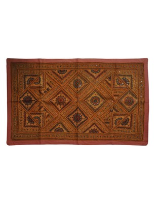 Rajasthani Cotton wall Hanging Valance 37 X 60 Inches