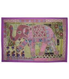 Rajasthani Traditional Designer Embroidery patchwork Wall Hanging