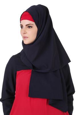 MyBatua Senada Blue Kashibo Hijab