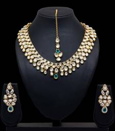 Buy Turquoise necklaces necklace-set online