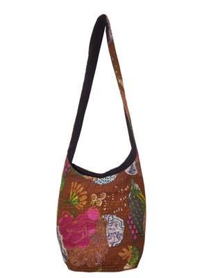 Lal Haveli Designer Side Bag Cross Body Shoulder Bag for Girls 12 X 15 inch