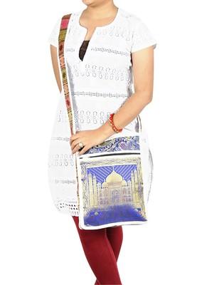 Lal Haveli Indian Women's Fashion Cross Body Shoulder Side Bag Sling