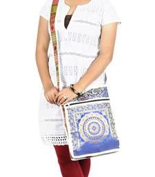 Lal Haveli Classic Designer Ladies Fashion Shoulder Bag Cross Body Hippie Bag 10 X 15 inches