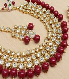 Multicolor diamond chokers jewellery-combo