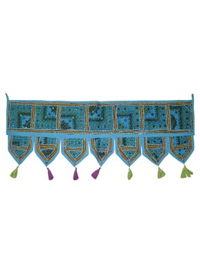 Lalhaveli Decorative Embroidery Patchwork Design Door Hanging Tapestries 107 ...