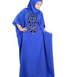 MyBatua Fadila Blue Kaftan