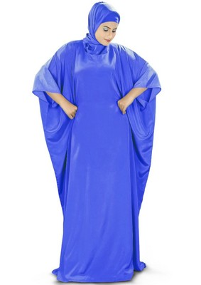 MyBatua Rua Royal Blue Kaftan