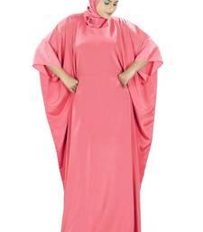 MyBatua Rua Sweet Pink Kaftan