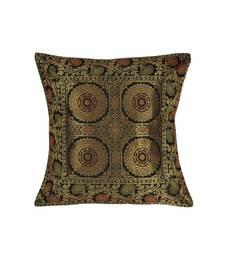 Lal Haveli Designer Silk Single Cushion Cover 16 x 16 inch