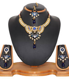 Buy Imitation Costume Necklace Set necklace-set online
