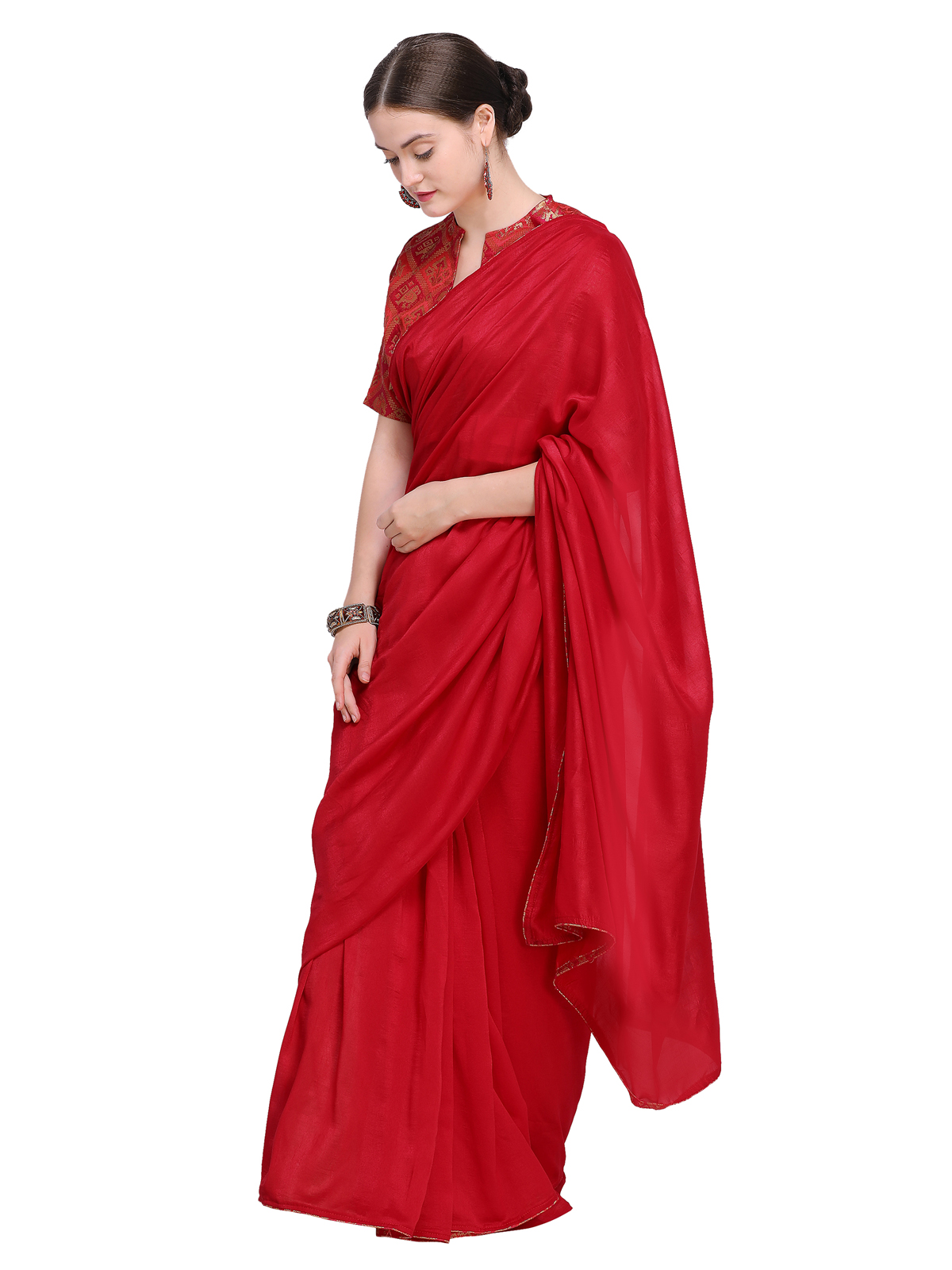 237111fabb Page 3 of Red Sarees