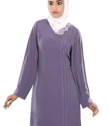 MyBatua Sorfina Purple Tunic