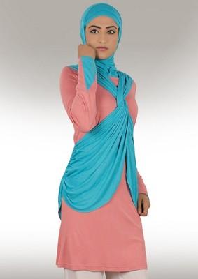MyBatua Sanika Jersey Tunic