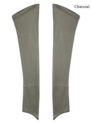 MyBatua charcoal Jersey Sleeves