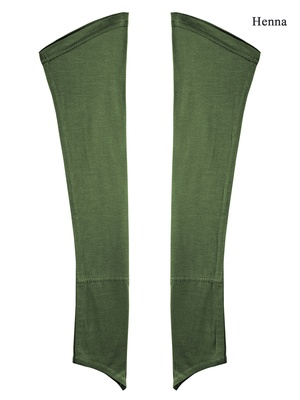 MyBatua Green Jersey Sleeves