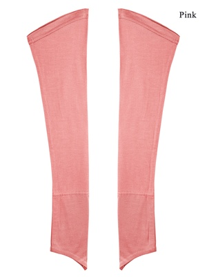 MyBatua Pink Jersey Sleeves