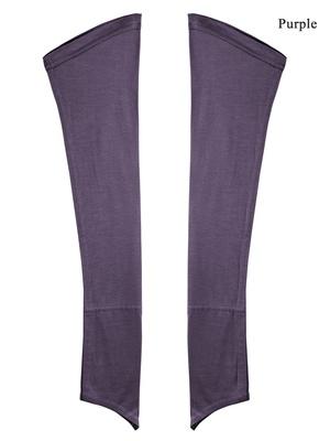 MyBatua Purple Jersey Sleeves