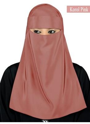 MyBatua pink Lamah Niqab