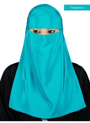 MyBatua turquoise Lamah Niqab