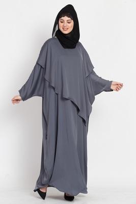 Nazneen Extra Panel Nursing Mother Abaya