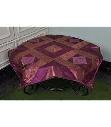 Home Decor Table Cloth 35 X 35 Inches