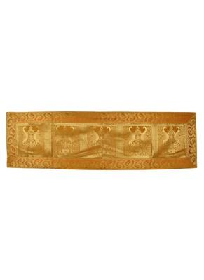 Lal Haveli Banarasi Designer Silk Table Runner 60 X 16 inches