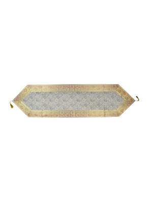 Lal Haveli Designer Silk Center Table Runner 60 X 16 inch