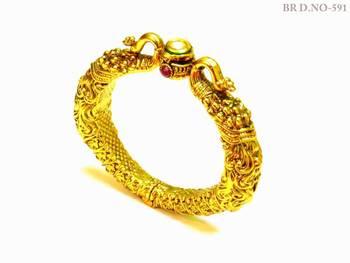 golden bangel