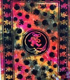 Teddy Bear Multi Twin Tapestry Cotton