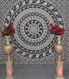 Bohemian Ombre Indian Tapestry Bedspread Tapestry Mandala Wall Hanging Home Decor Beach Throw Picnic Sheet Hippie Boho