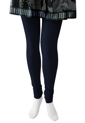 Just Women - Mid Night Blue coloured 2 Way Stretch Leggings