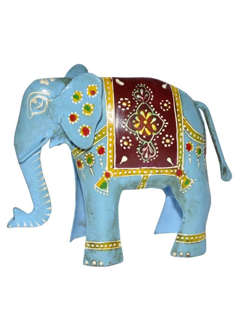 Elephant Sculpture Home Decor