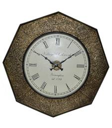 Rajasthani Decorative Wooden Wall Decor wall clock